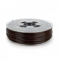 Filament PLA PRI-MAT 3D 800g Chocolate Brown - RAL 8017