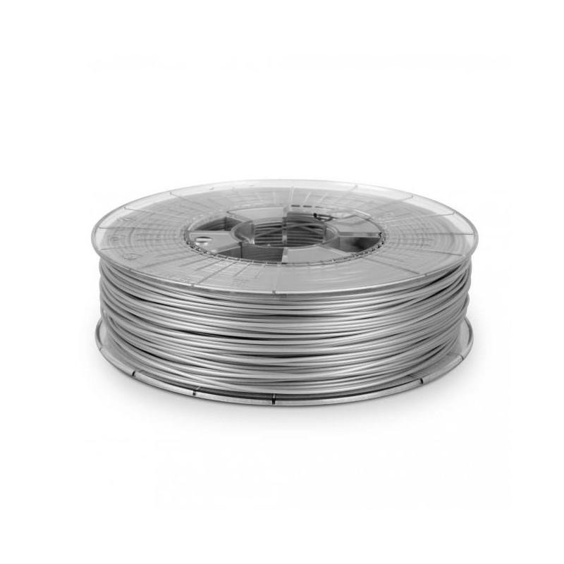 Filament PLA PRI-MAT 3D 800g White Aluminium - RAL 9006