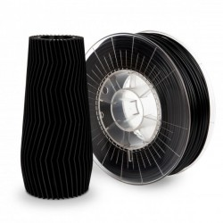 Filament PLA PRI-MAT 3D 800g Graphite Black - RAL 9011