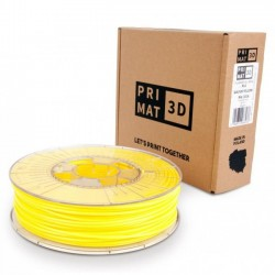 Filament PLA PRI-MAT 3D 800g Sulfur Yellow - RAL 1016