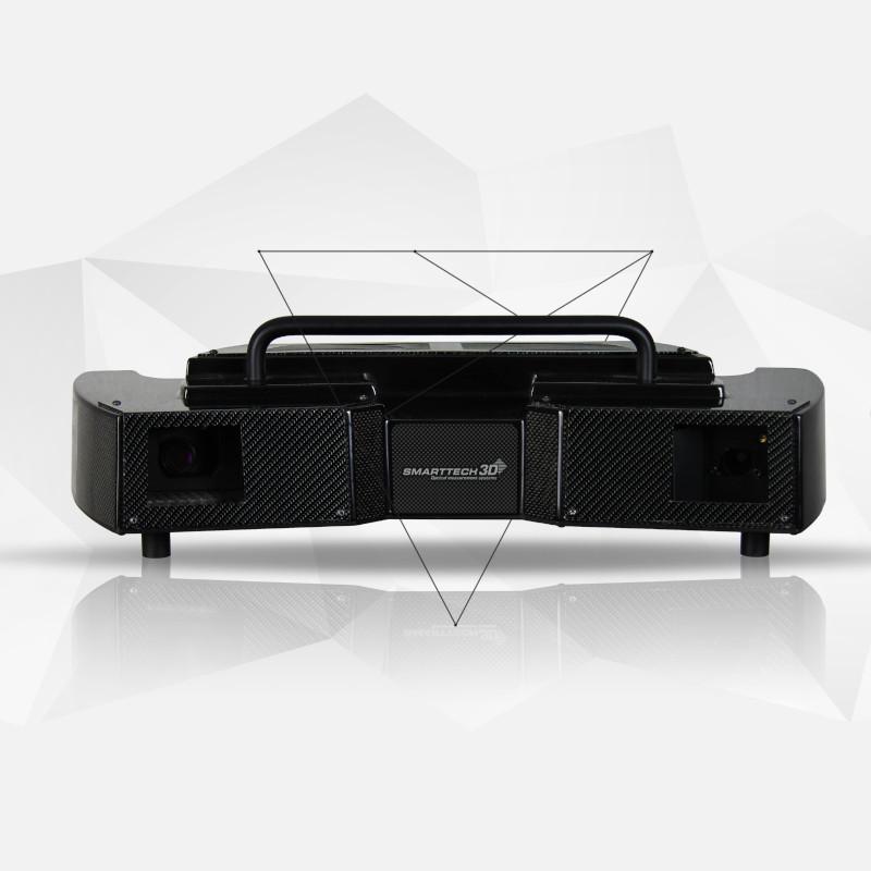 Skaner 3D SMARTTECH MICRON3D green