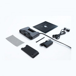 SHINING EinScan PRO 2X 3D scanner kit contents