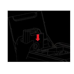 Filament XYZprinting ABS do druku 3D w kartridżu