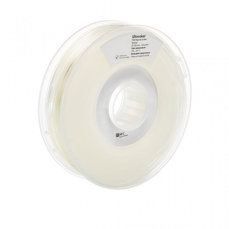 Filament do druku 3D Ultimaker Breakaway White