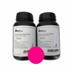 Photopolymer resin - magenta