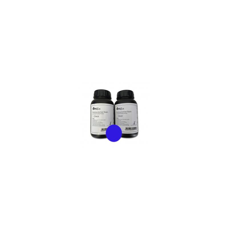 Żywica fotopolimerowa - niebieska