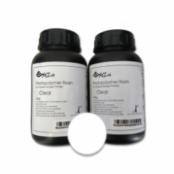 Photopolymer resin - white
