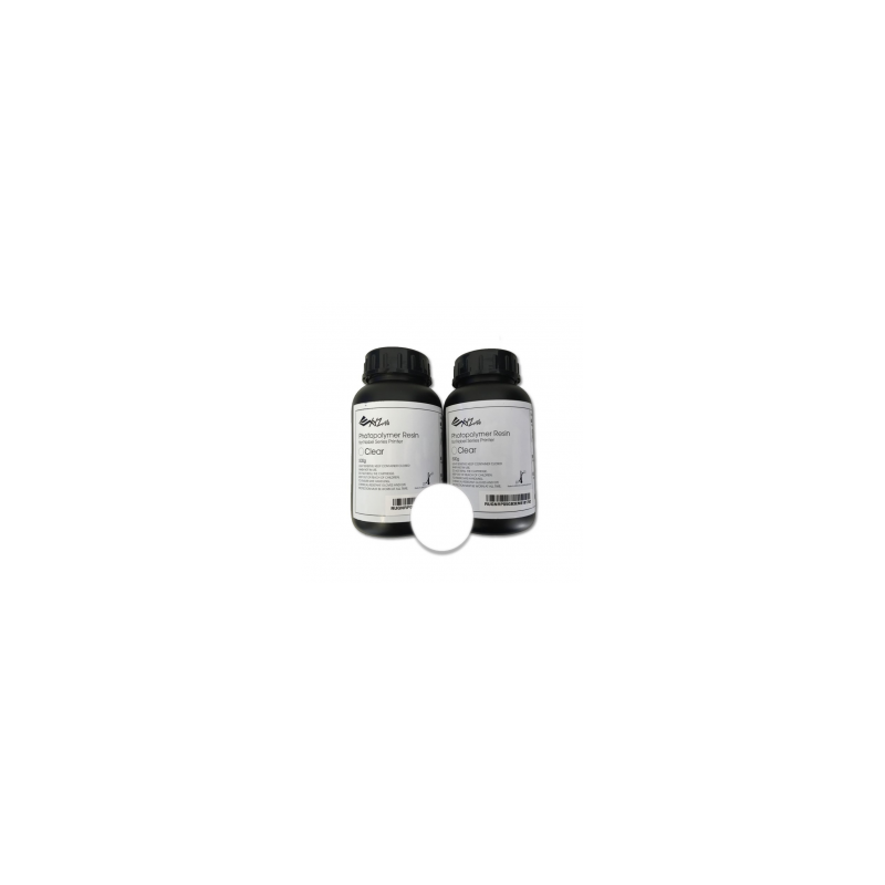 Photopolymer resin - white