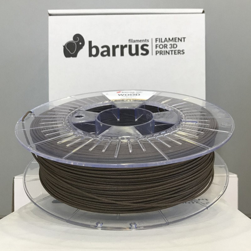Filament Barrus WOOD Do Drukarek 3D