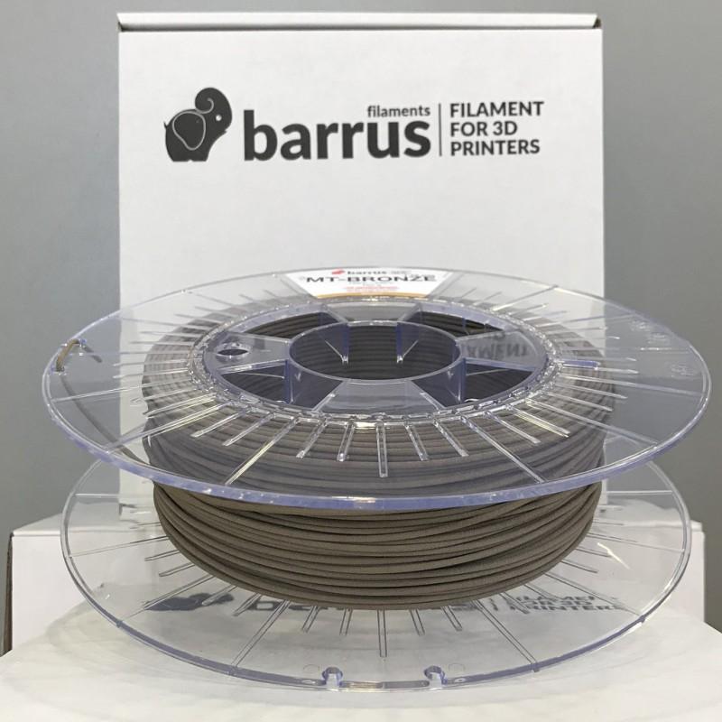 Filament Barrus METAL Brąz Do Drukarek 3D