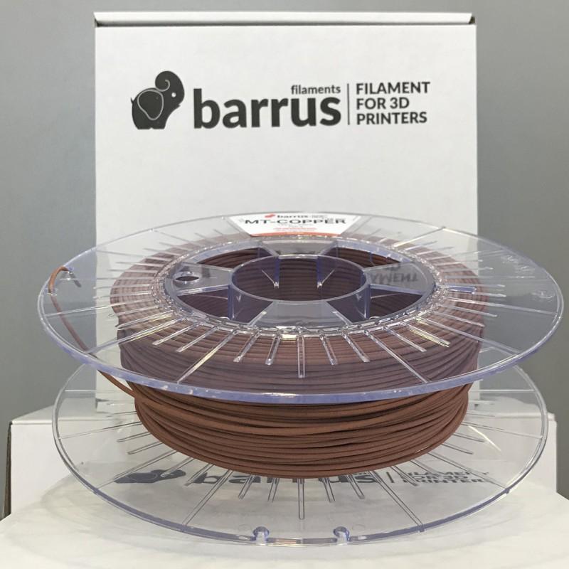 Filament Barrus METAL Miedź Do Drukarek 3D
