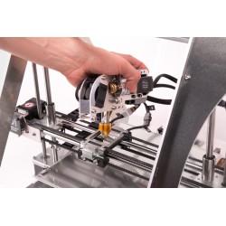 Drukarka 3D Zmorph VX - głowica drukująca
