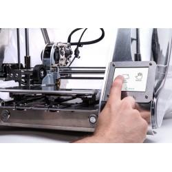 Drukarka 3D Zmorph VX - wyświetlacz