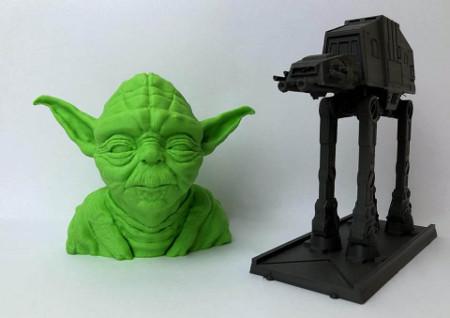 Wydruk z drukarki 3D ATMAT Signal