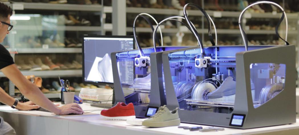 Zastosowanie drukarek 3D BCN3D w produkcji butów