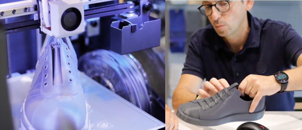 Druk 3D w produkcji butów