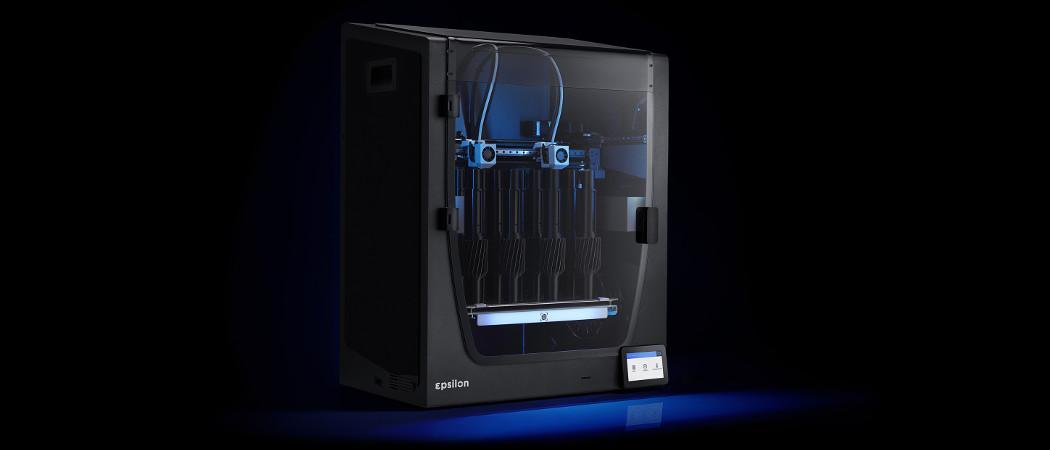 Drukarka 3D BCN3D Epsilon – przemysłowe rozwiązanie dla innowacyjnej firmy