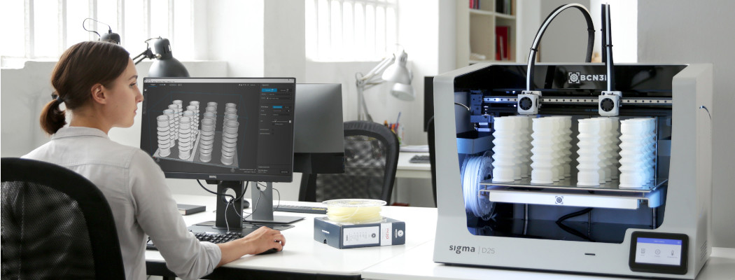 BCN3D Sigma D25 3D printer