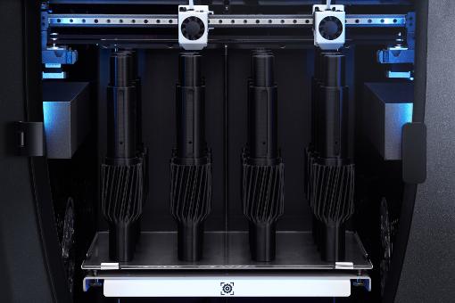 BCN3D pole robocze drukarki 3D, wielkoformatowy druk 3D