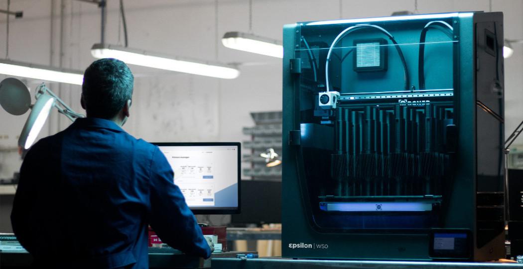 BCN3D Sigmax R19 - drukarka 3D