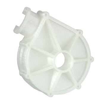 BCN3D wydruk 3D z filamentu PP