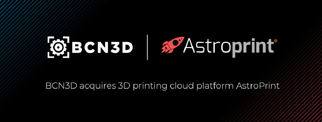 BCN3D AstroPrint