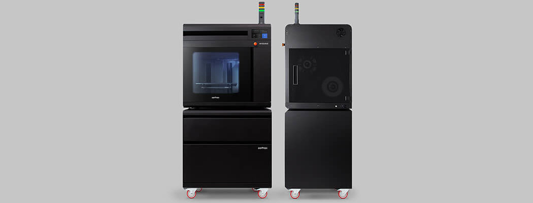 Zortrax Endureal: The new industrial 3D printer for high temperature polymers