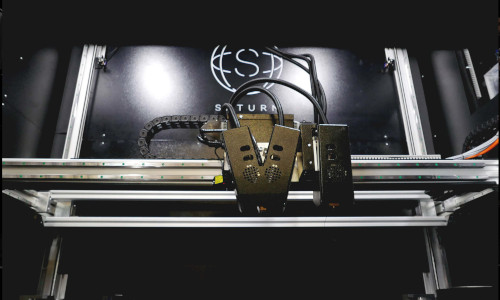 ATMAT Saturn 3D printer high performance printing system
