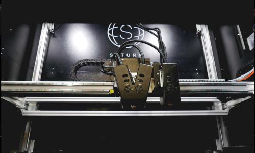 Drukarka 3D ATMAT Saturn wysokowydajny system druku