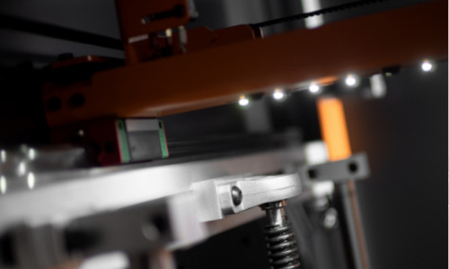 ATMAT Galaxy 3D printer stabilna stable continuous worka