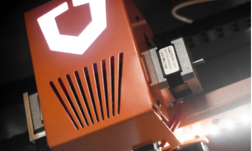ATMAT Galaxy 3D printer double extruder head