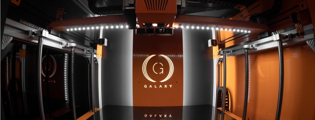 ATMAT Galaxy 3D printer