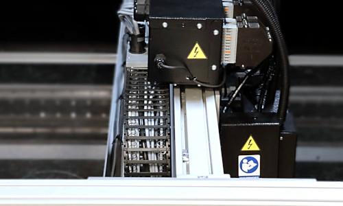 ATMAT Jupiter 3D printer napęd magnetyczny