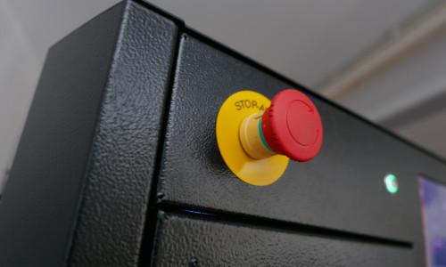 ATMAT Signal Pro 3D printer high level of safety