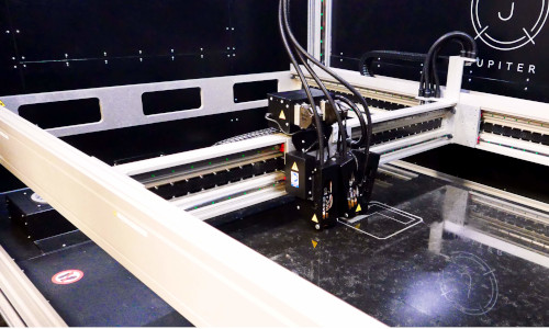 ATMAT Jupiter 3D printer high performance printing system