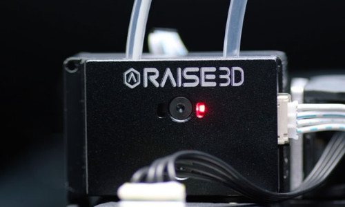 Raise3D Pro 2 3D printer filament end sensor