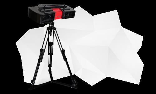 Skaner 3D MICRON3D color 10MPix