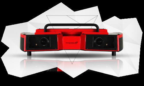 3D scanner MICRON3D color 24MPix