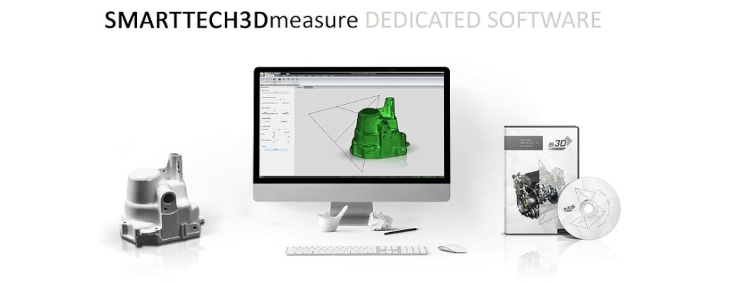 Oprogramowanie SMARTTECH3Dmeasure