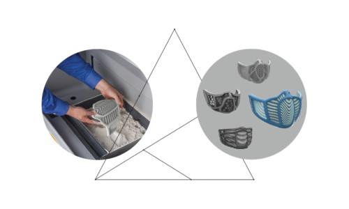 3D scanner SMARTTECH3D MED Construction
