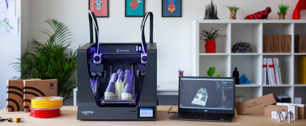 BCN3D Sigma R19 - drukarka 3D