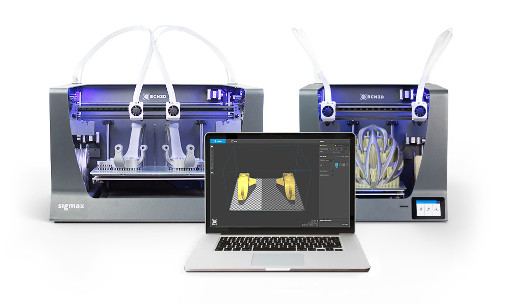 BCN3D Cura - software for 3D Printer