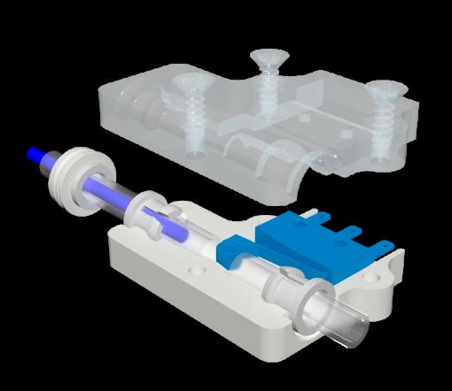 BCN3D Sigma czujnik końca filamentu