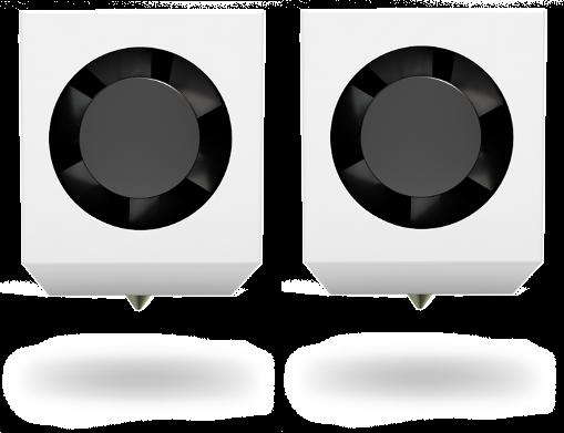 BCN3D Sigma - IDEX double extruder