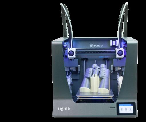 BCN3D Sigma - drukarka 3D
