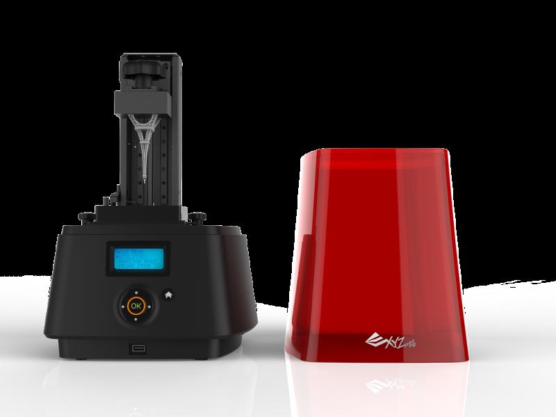 Drukarka 3D Nobel Superfine do druku z żywic fotopolimerowych