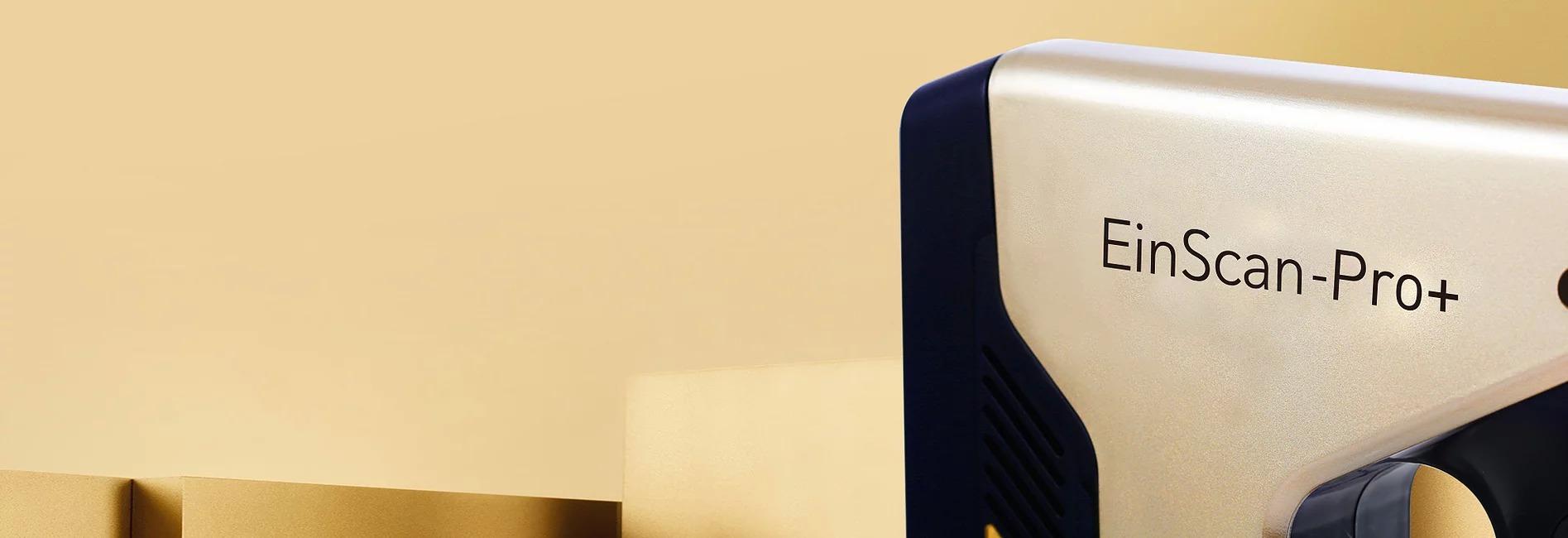 Skaner 3D EinScan-Pro+