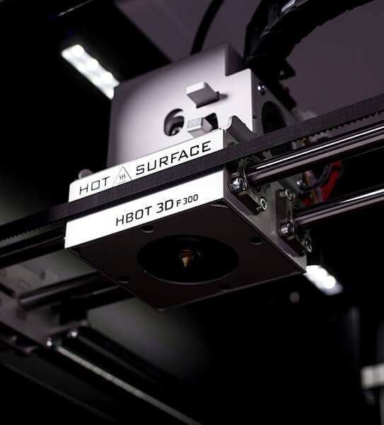 HBOT 3D F300 - A printer that values your time
