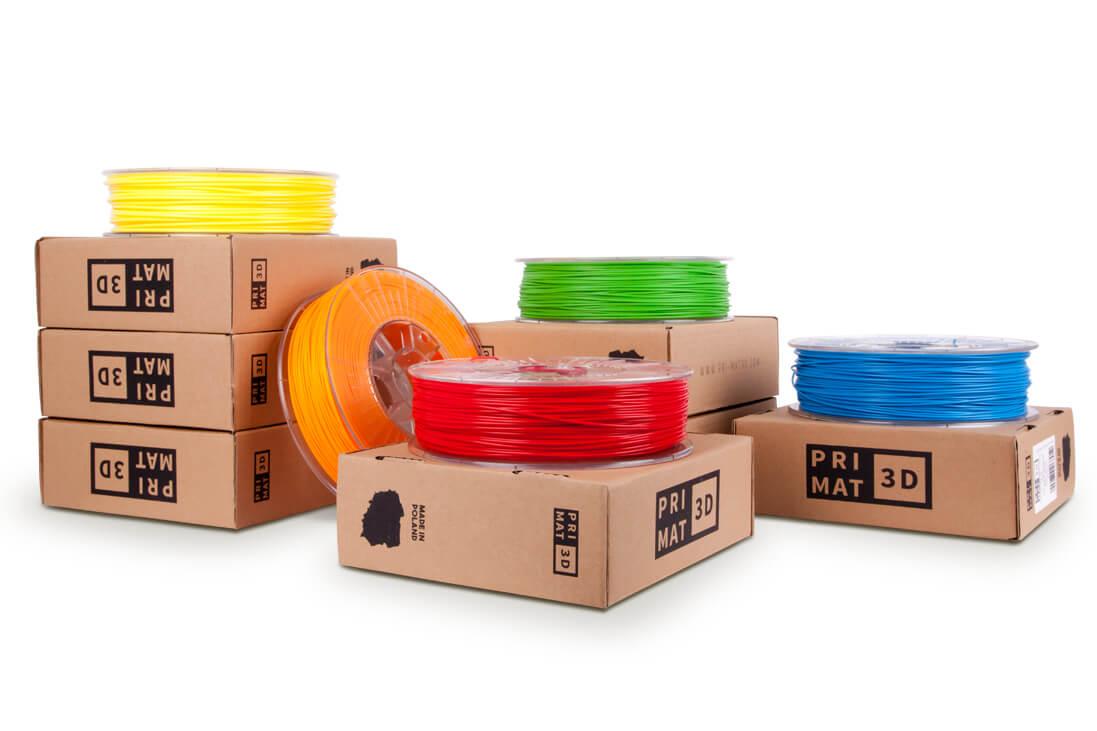 Filamenty PRI-MAT 3D