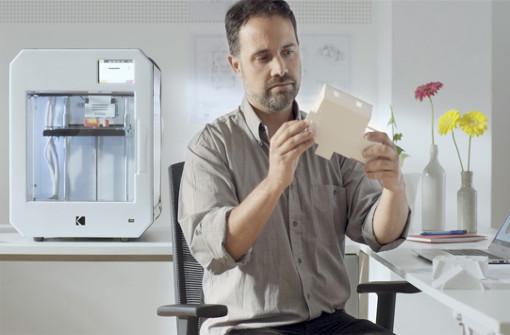 KODAK Portrait - 3D Printer